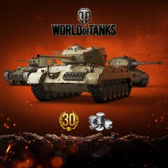 World of Tanks - Founder's Pack 3