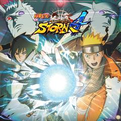 NARUTO SHIPPUDEN: Ultimate Ninja STORM 4 DEMO on PS4