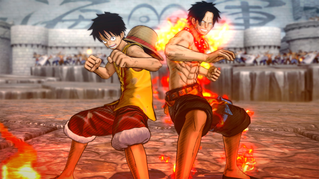 Download Game One Piece Burning Blood PC