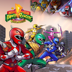 Saban's Mighty Morphin Power Rangers: Mega Battle Launch Pack