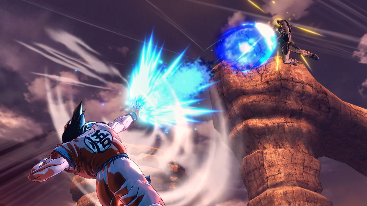 game dragon ball terbaik xenoverse 2