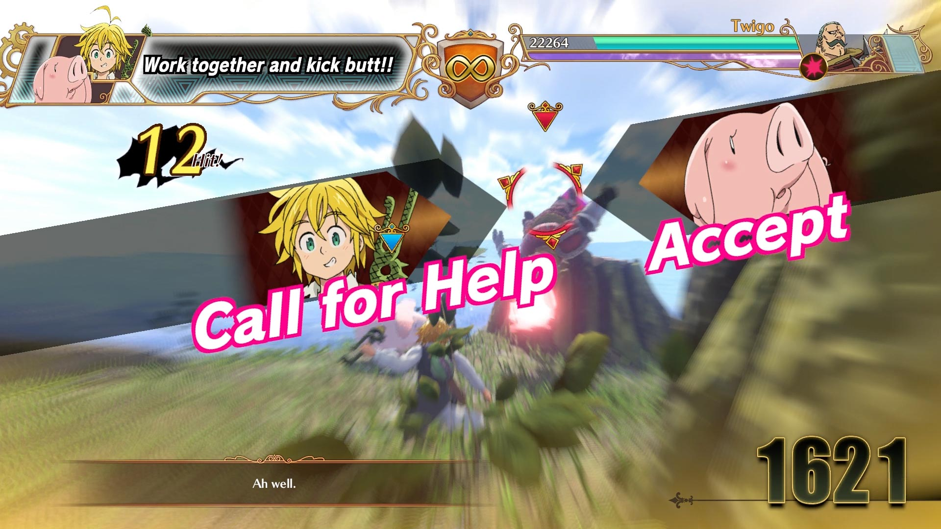 The Drastik Measure | Seven Deadly Sins: Knights of Brittania – PS4