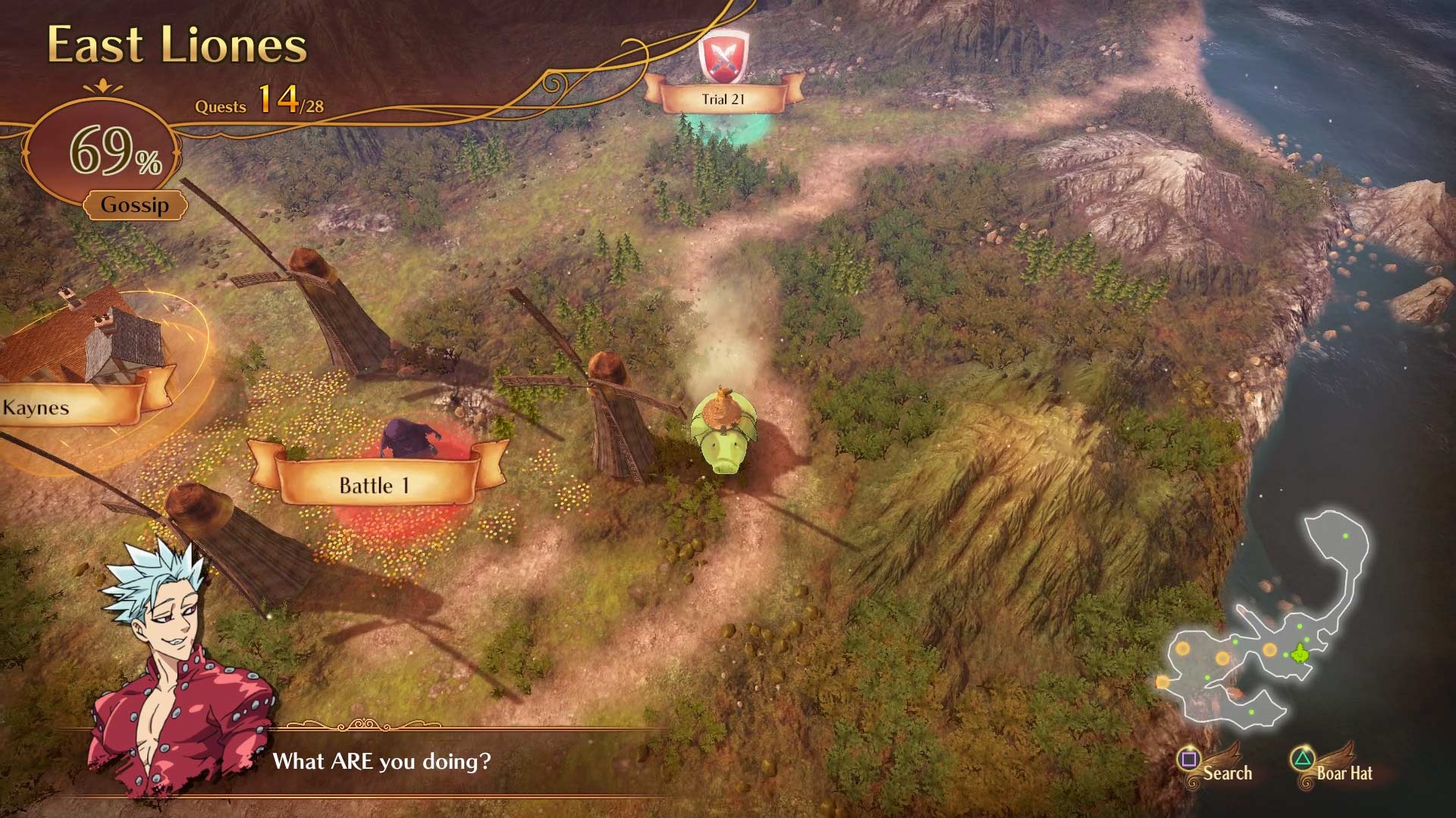 The Seven Deadly Sins: Knights of Britannia – PS4   Hen Games