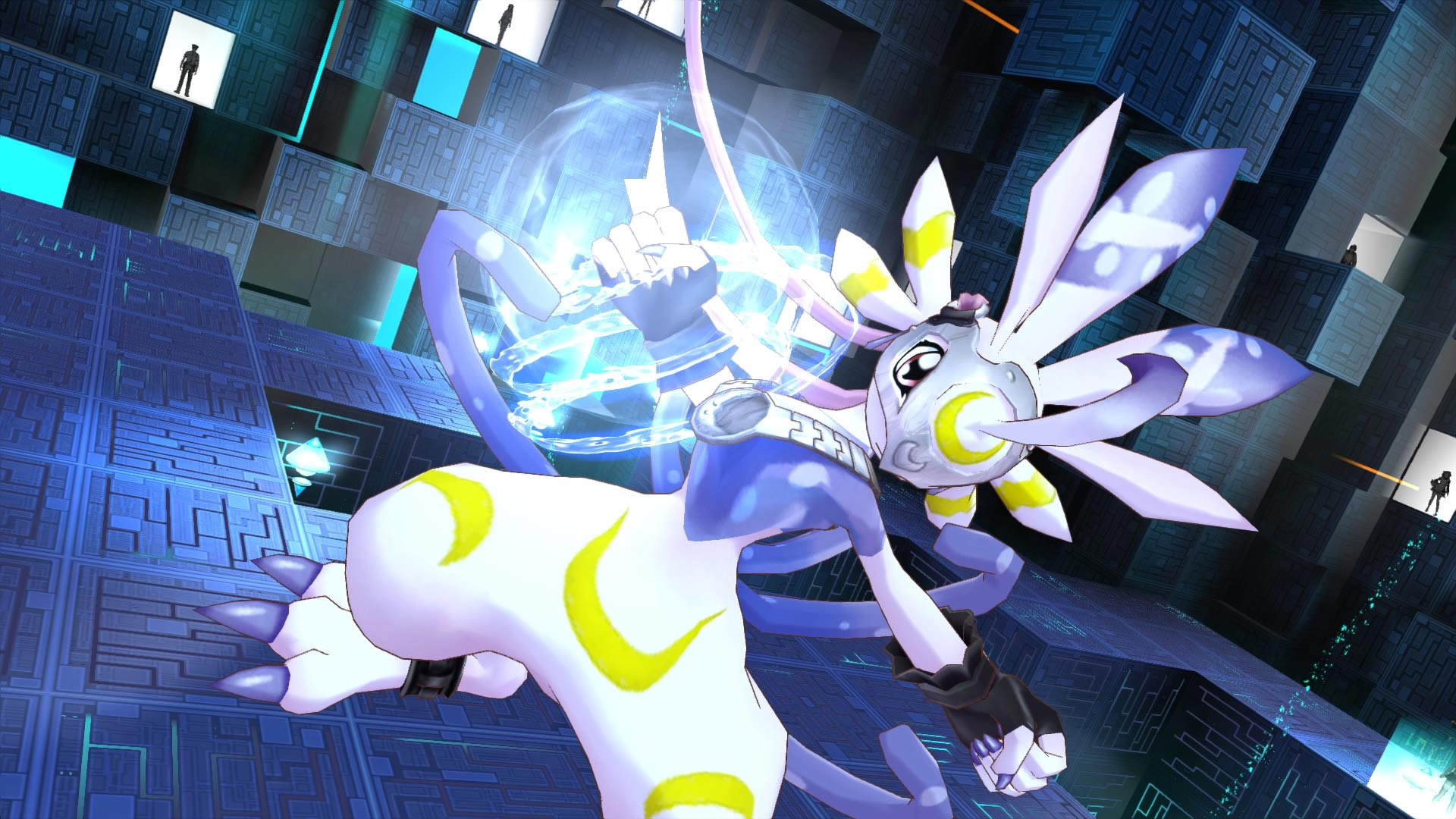 Digimon Story: Cyber Sleuth - Hacker's Memory Install Size Screenshot