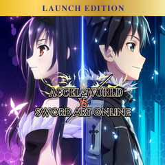 Accel World VS Sword Art Online Launch Edition