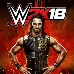 WWE 2K18 (英語版)