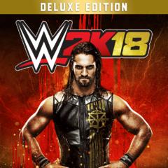 WWE 2K18 Digital Deluxe Edition (英語版)