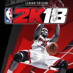 NBA 2K18 レジェンド エディション