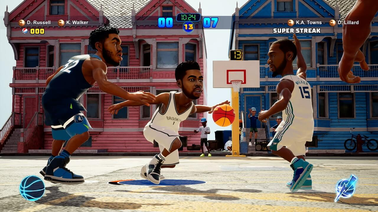 Nba 2k Playgrounds 2 Coming October 16: Official PlayStation™Store US