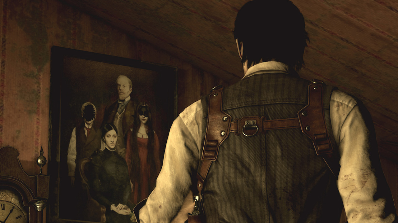 Скриншот №3 к The Evil Within