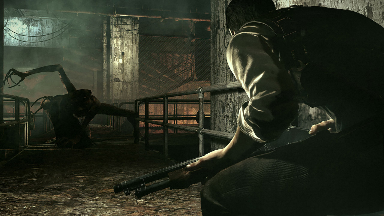 Скриншот №10 к The Evil Within