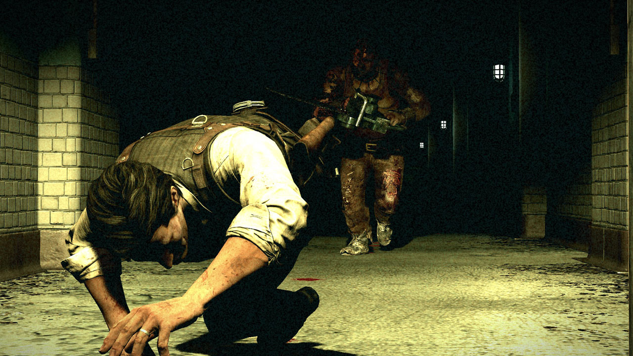 Скриншот №6 к The Evil Within