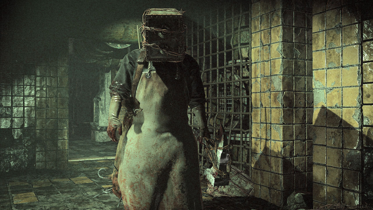 Скриншот №5 к The Evil Within