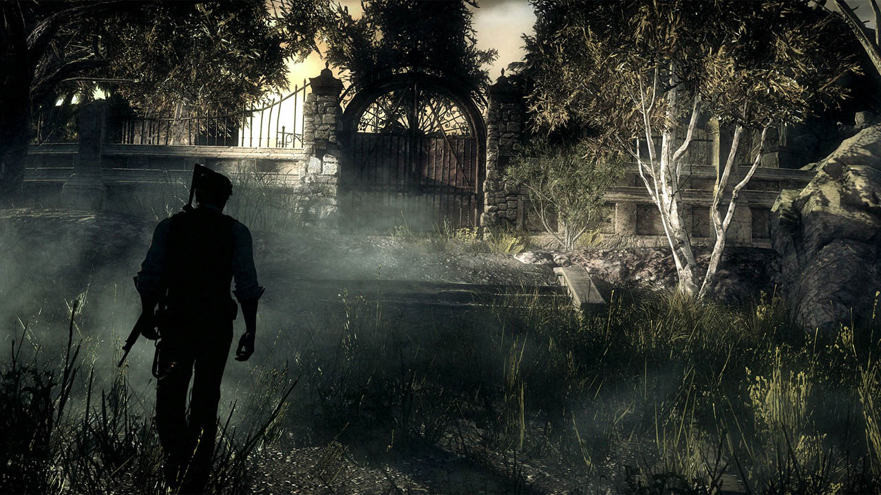 Скриншот №4 к The Evil Within