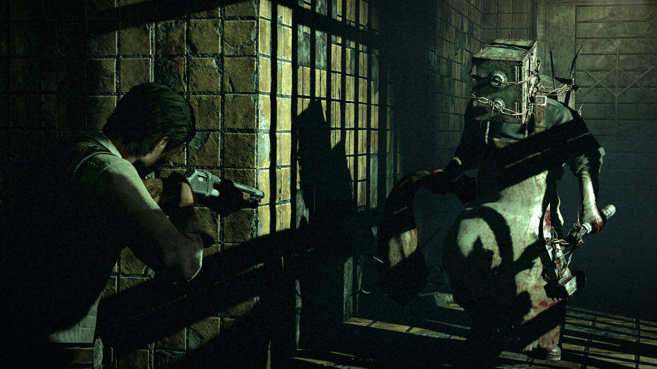 Скриншот №8 к The Evil Within