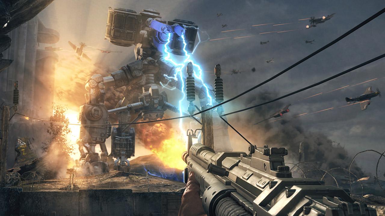 Скриншот №8 к Wolfenstein The New Order