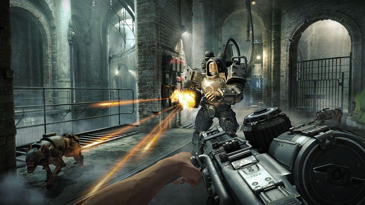 Скриншот №8 к Wolfenstein The Old Blood