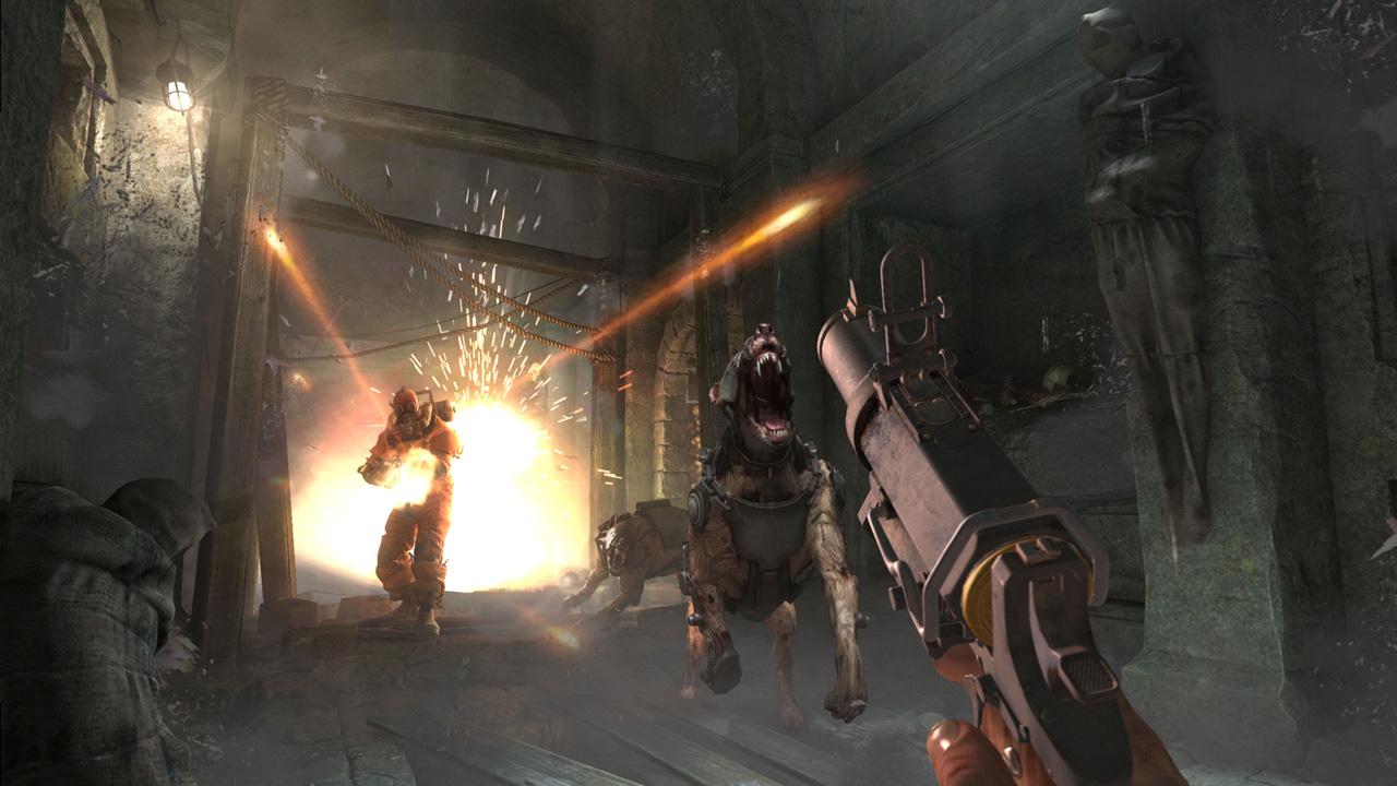 Скриншот №5 к Wolfenstein The Old Blood