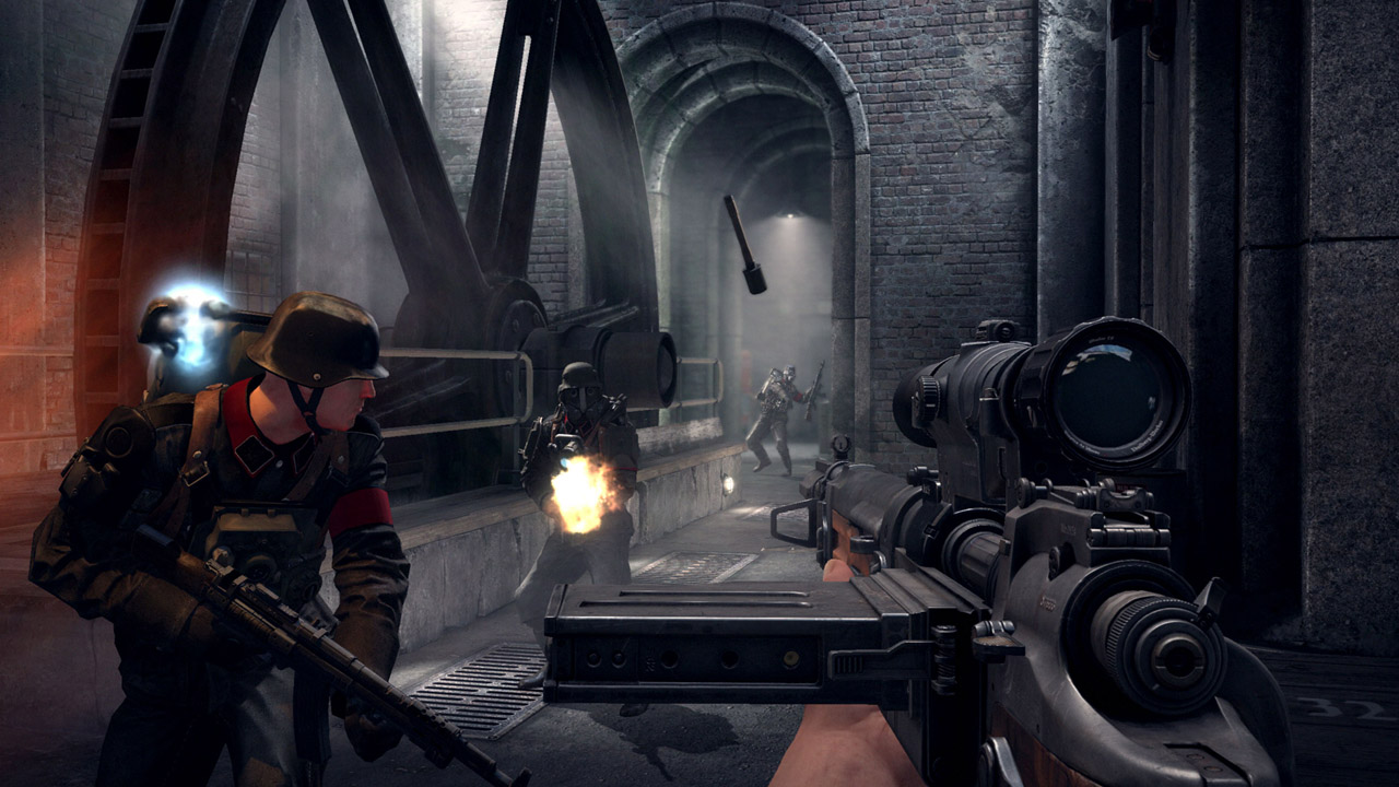Скриншот №3 к Wolfenstein The Old Blood