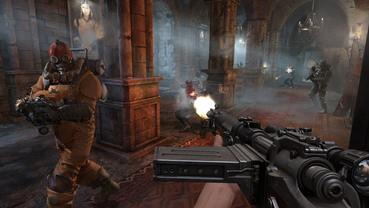 Скриншот №9 к Wolfenstein The Old Blood