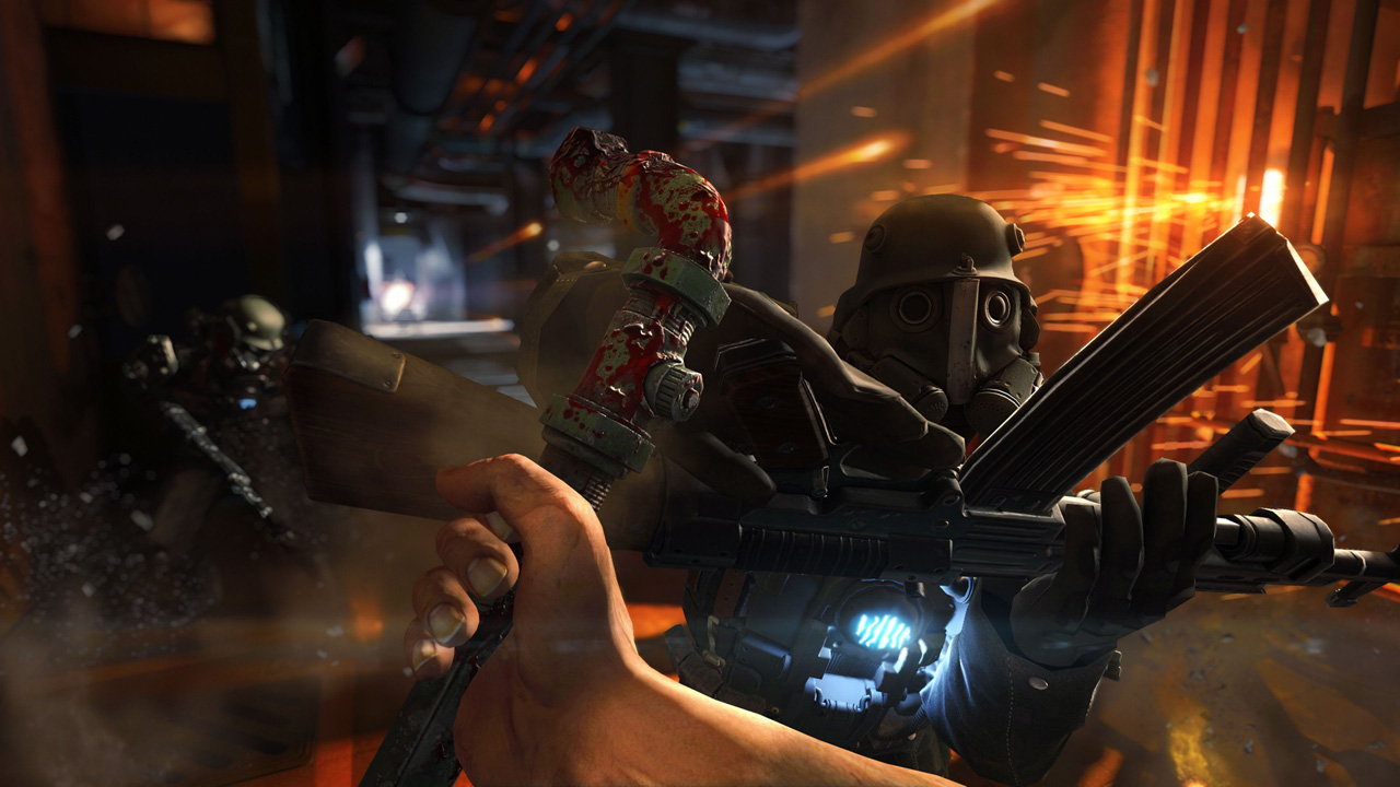 Скриншот №7 к Wolfenstein The Old Blood