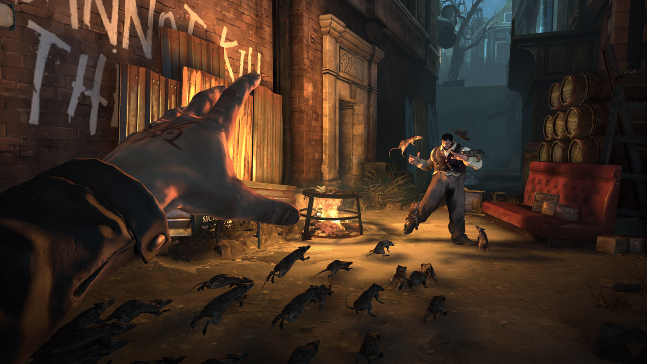 Скриншот №4 к Dishonored Definitive Edition