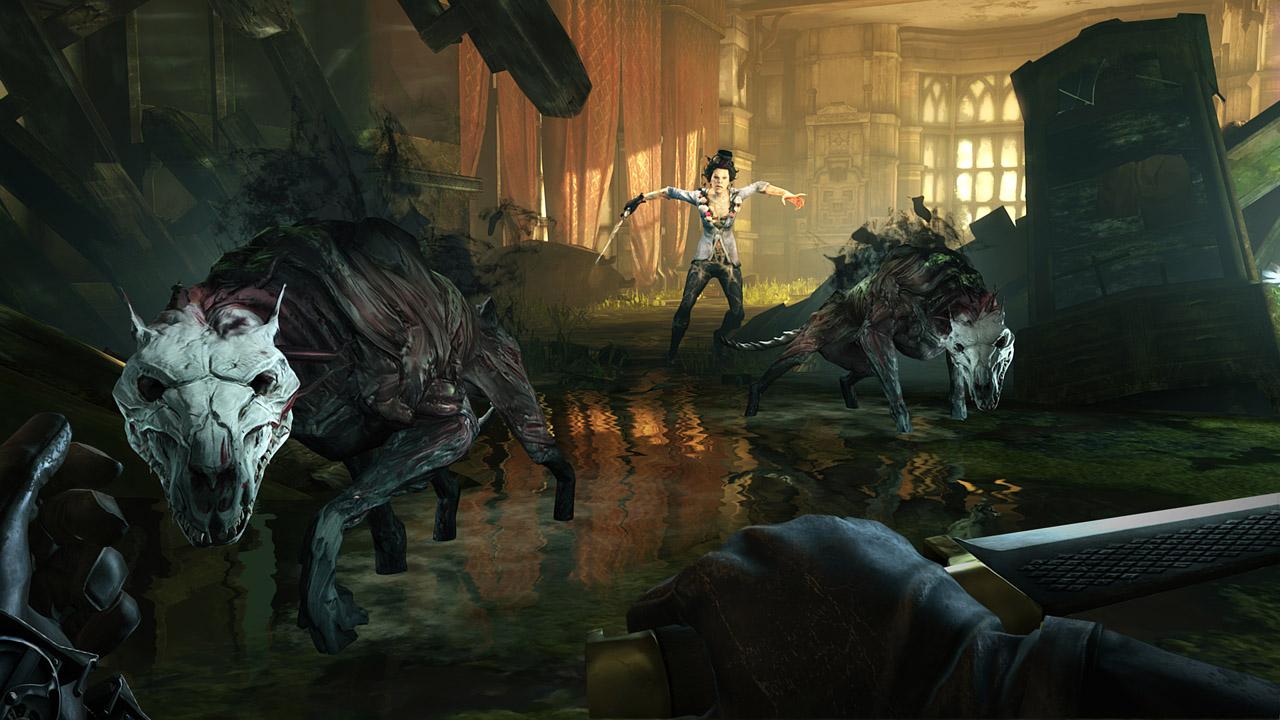Скриншот №10 к Dishonored Definitive Edition