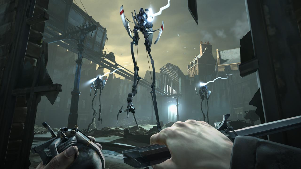 Скриншот №1 к Dishonored Definitive Edition