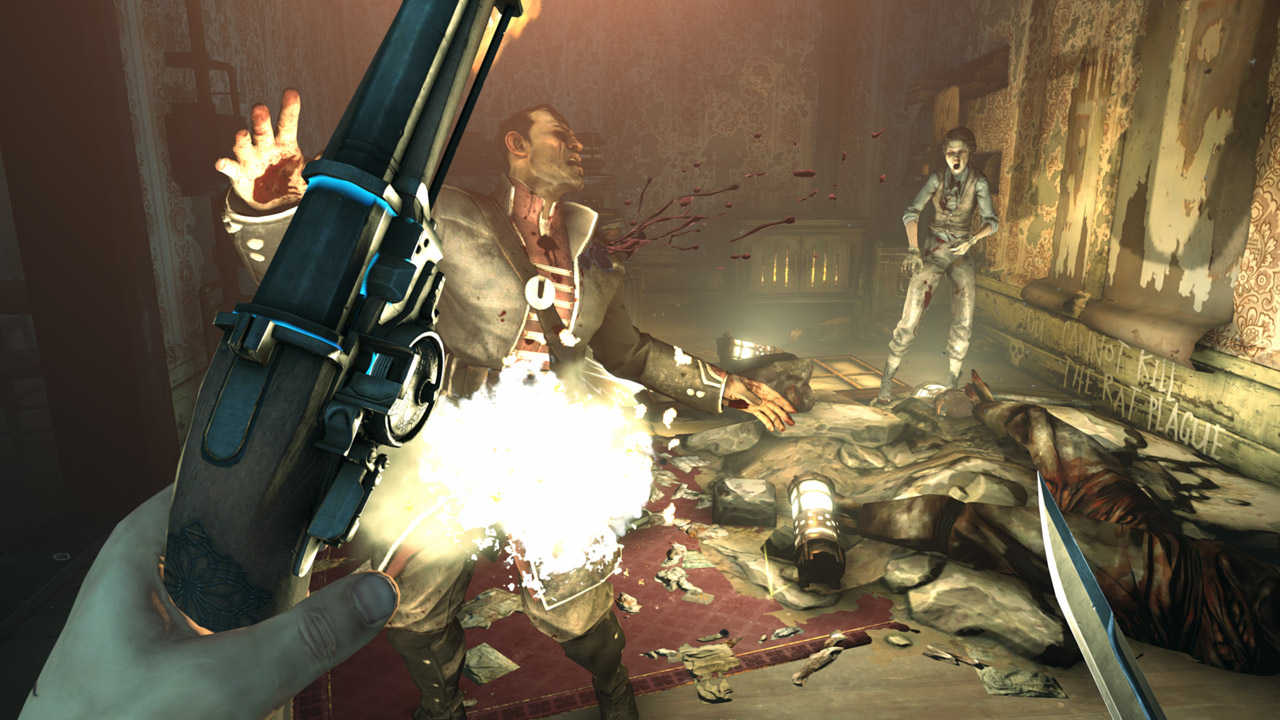 Скриншот №8 к Dishonored Definitive Edition