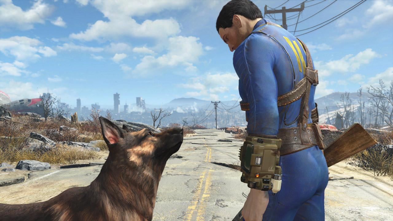 Скриншот №1 к Fallout 4