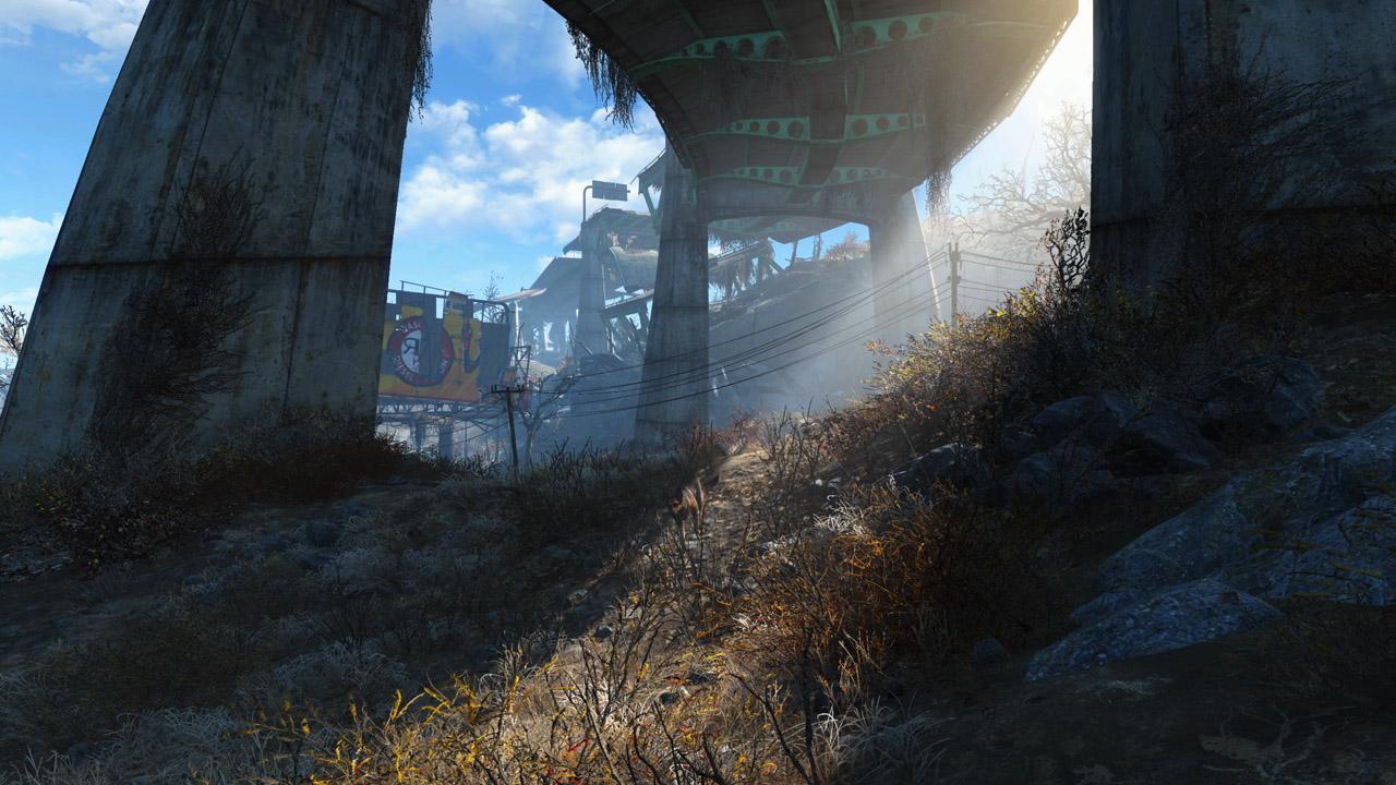 Скриншот №5 к Fallout 4