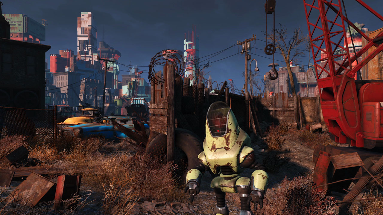 Скриншот №2 к Fallout 4 Game of the Year Edition