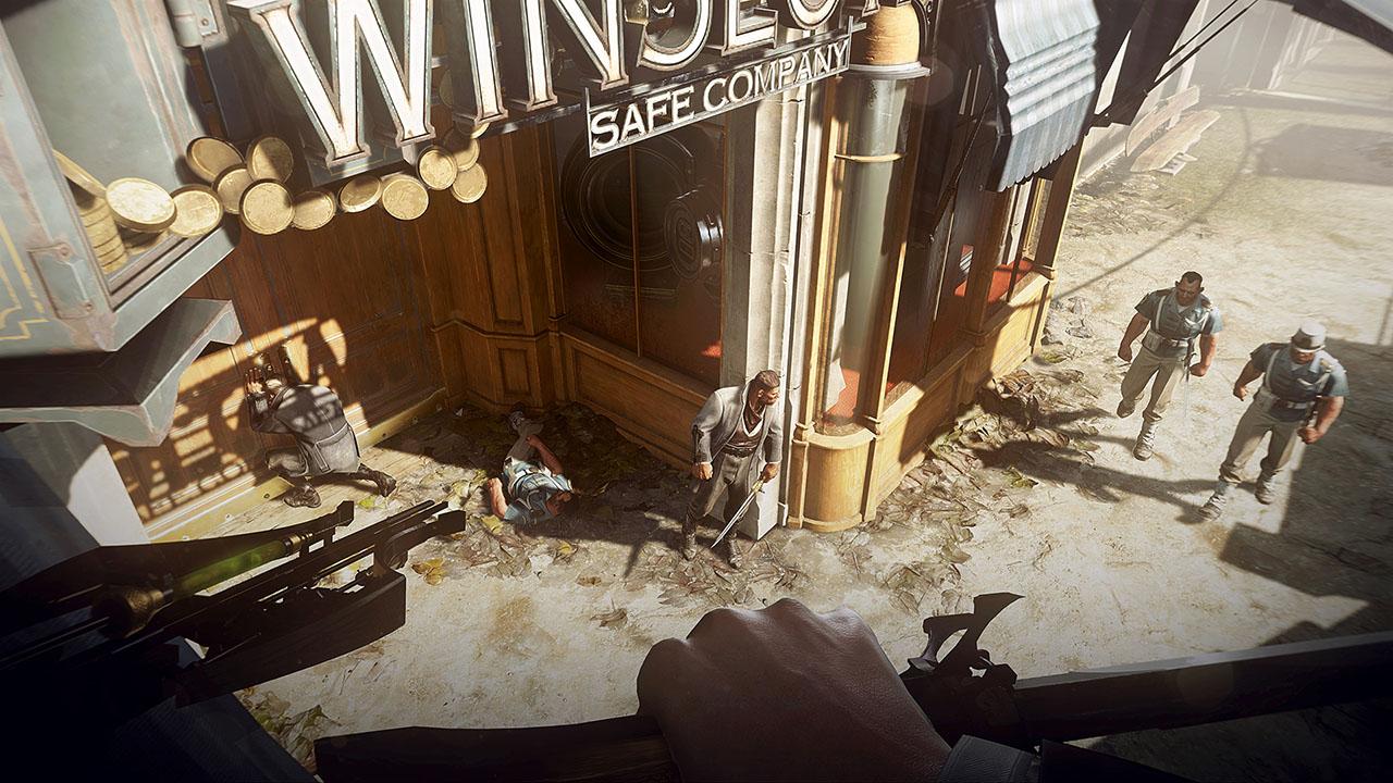 Скриншот №1 к Dishonored 2