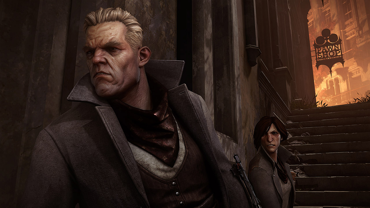Скриншот №2 к Dishonored 2