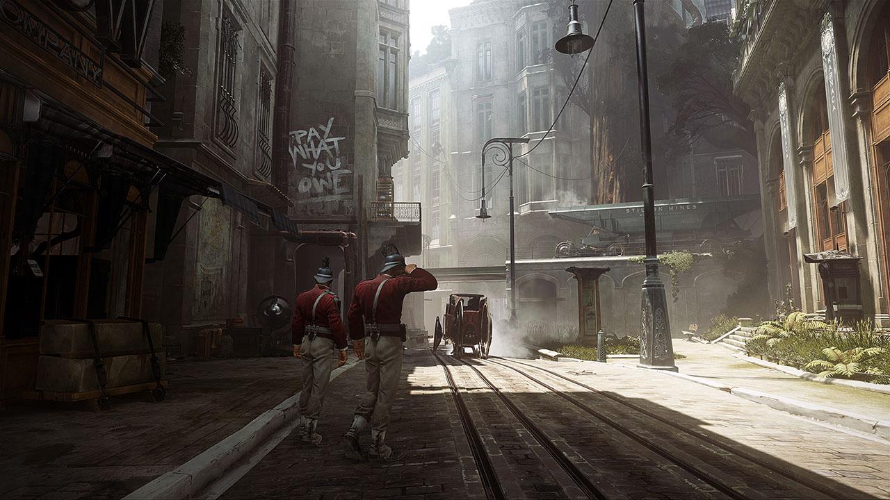 Скриншот №3 к Dishonored 2