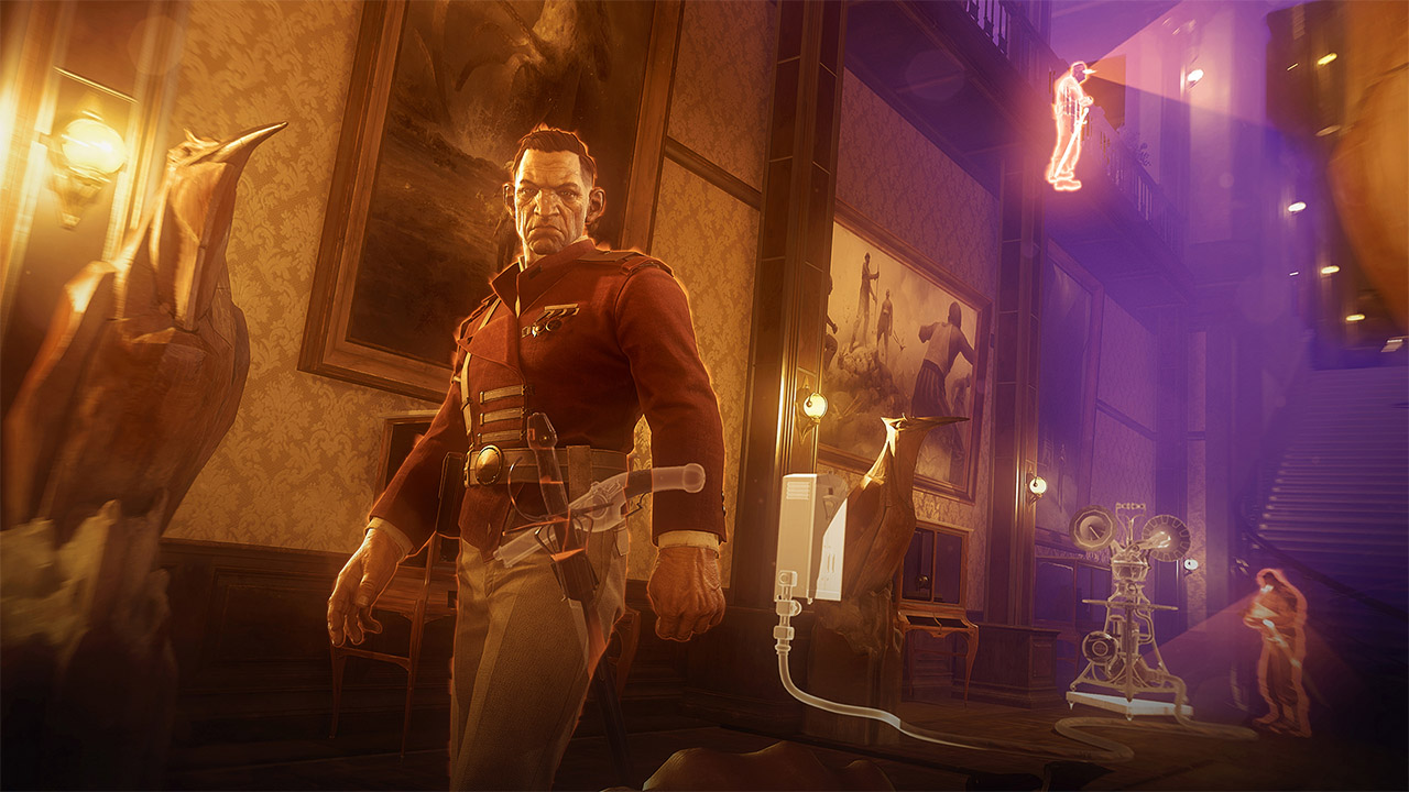 Скриншот №4 к Dishonored 2