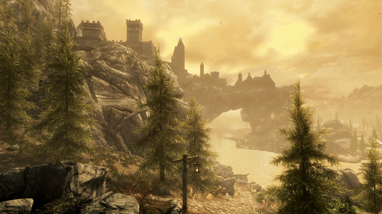 Скриншот №3 к The Elder Scrolls V Skyrim Special Edition