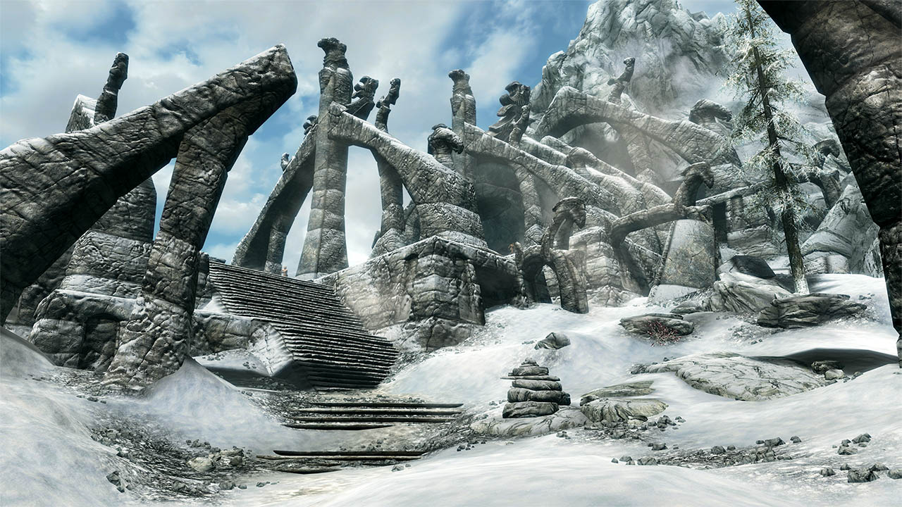 Скриншот №10 к The Elder Scrolls V Skyrim Special Edition