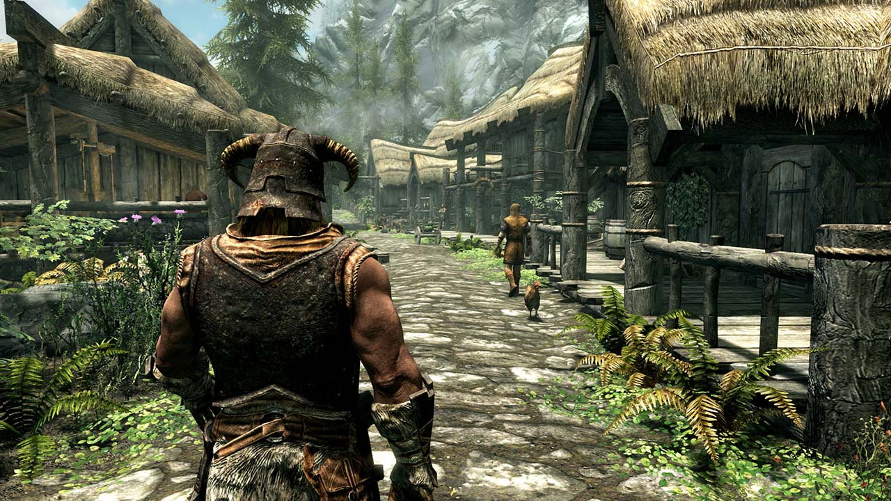 Скриншот №1 к The Elder Scrolls V Skyrim Special Edition