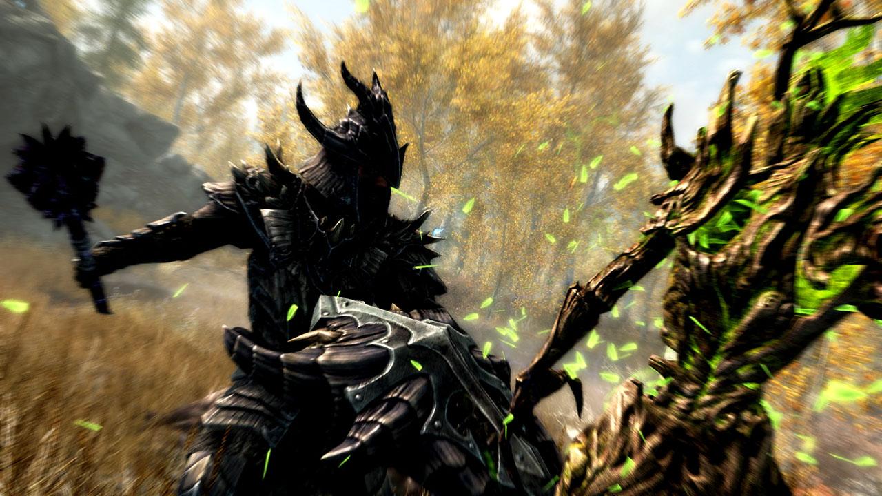 Скриншот №6 к The Elder Scrolls V Skyrim Special Edition