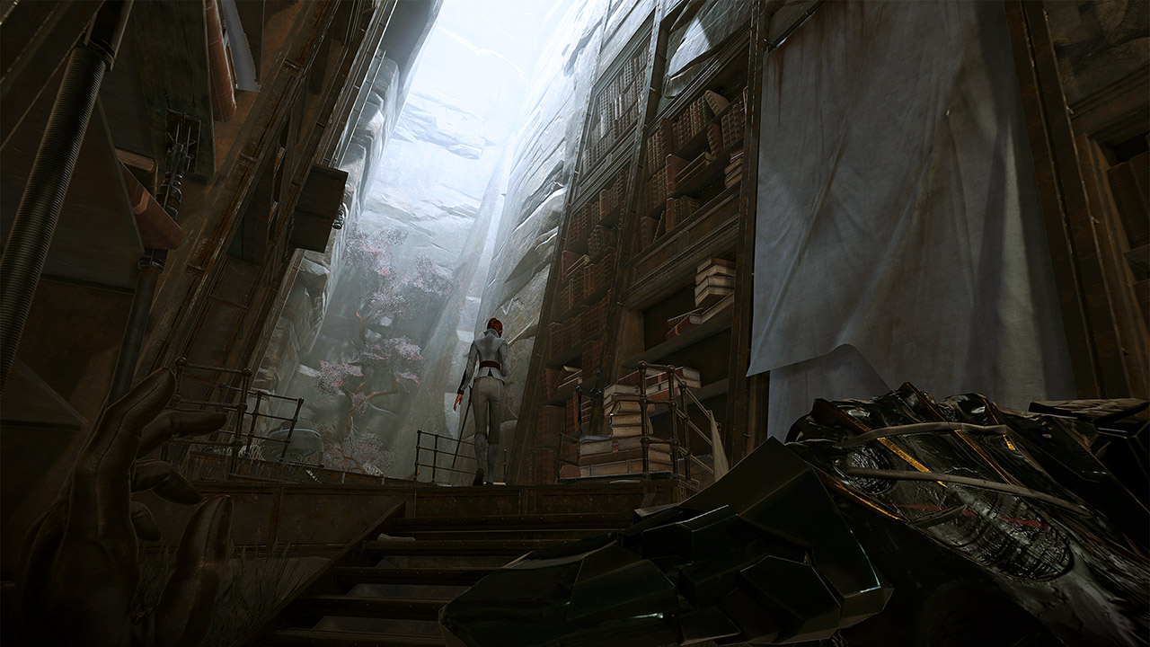 Скриншот №3 к Dishonored Death of the Outsider