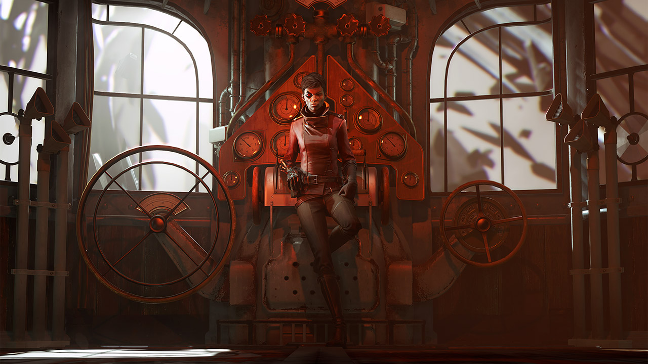 Скриншот №1 к Dishonored Death of the Outsider