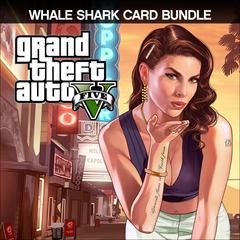 Grand Theft Auto V & Whale Shark Cash Card Bundle