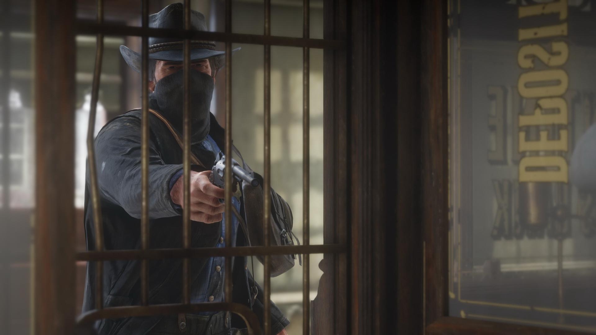 Скриншот №6 к Red Dead Redemption 2