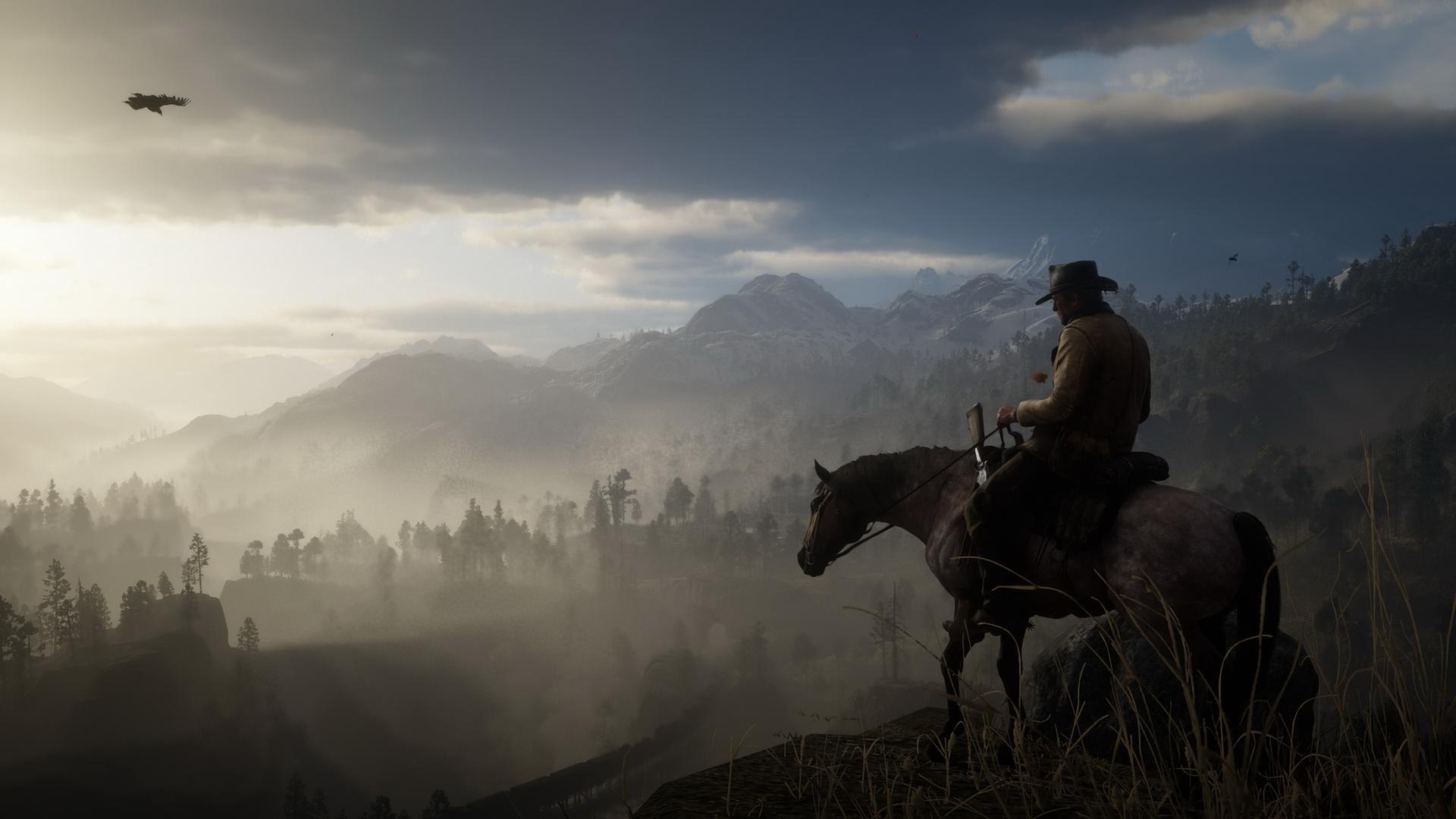 Скриншот №7 к Red Dead Redemption 2
