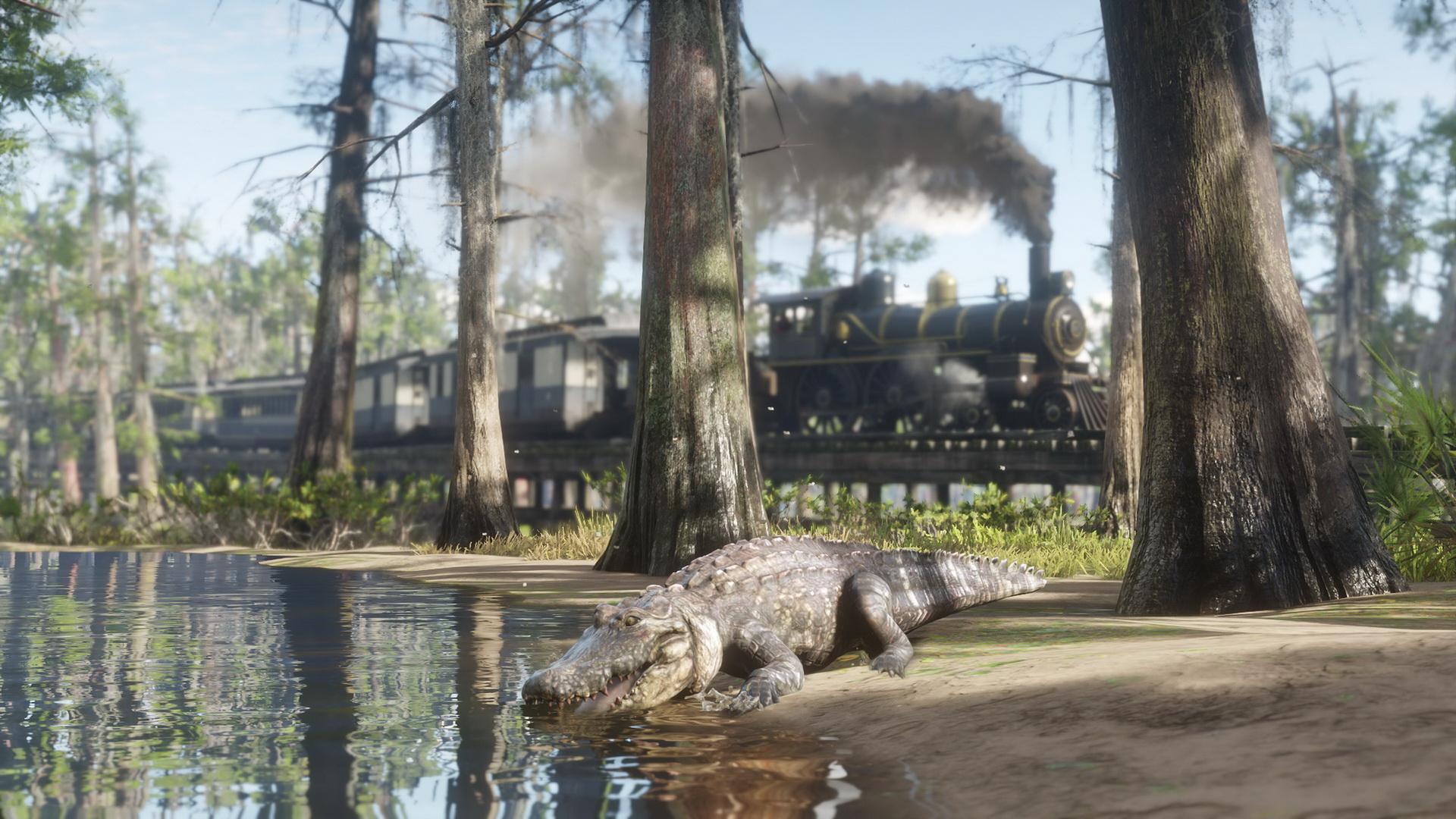 Скриншот №9 к Red Dead Redemption 2