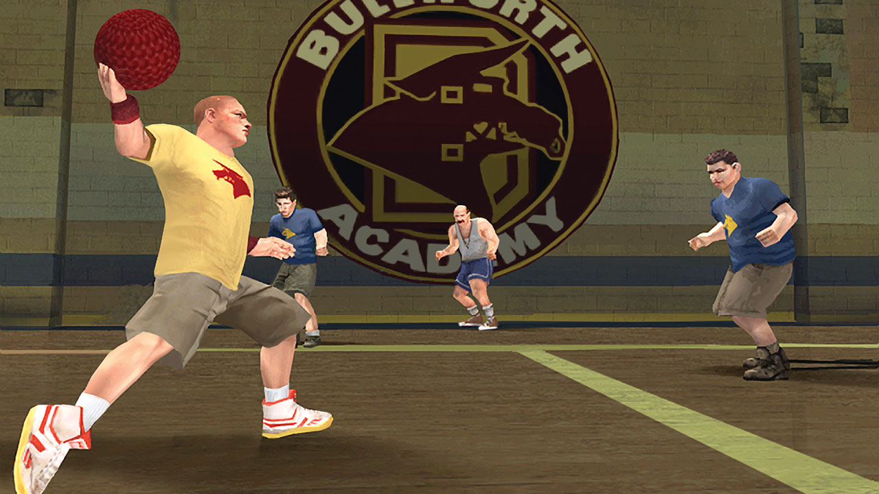 Banner do game  bully para PS4