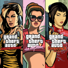 Grand Theft Auto PS Vita Collection