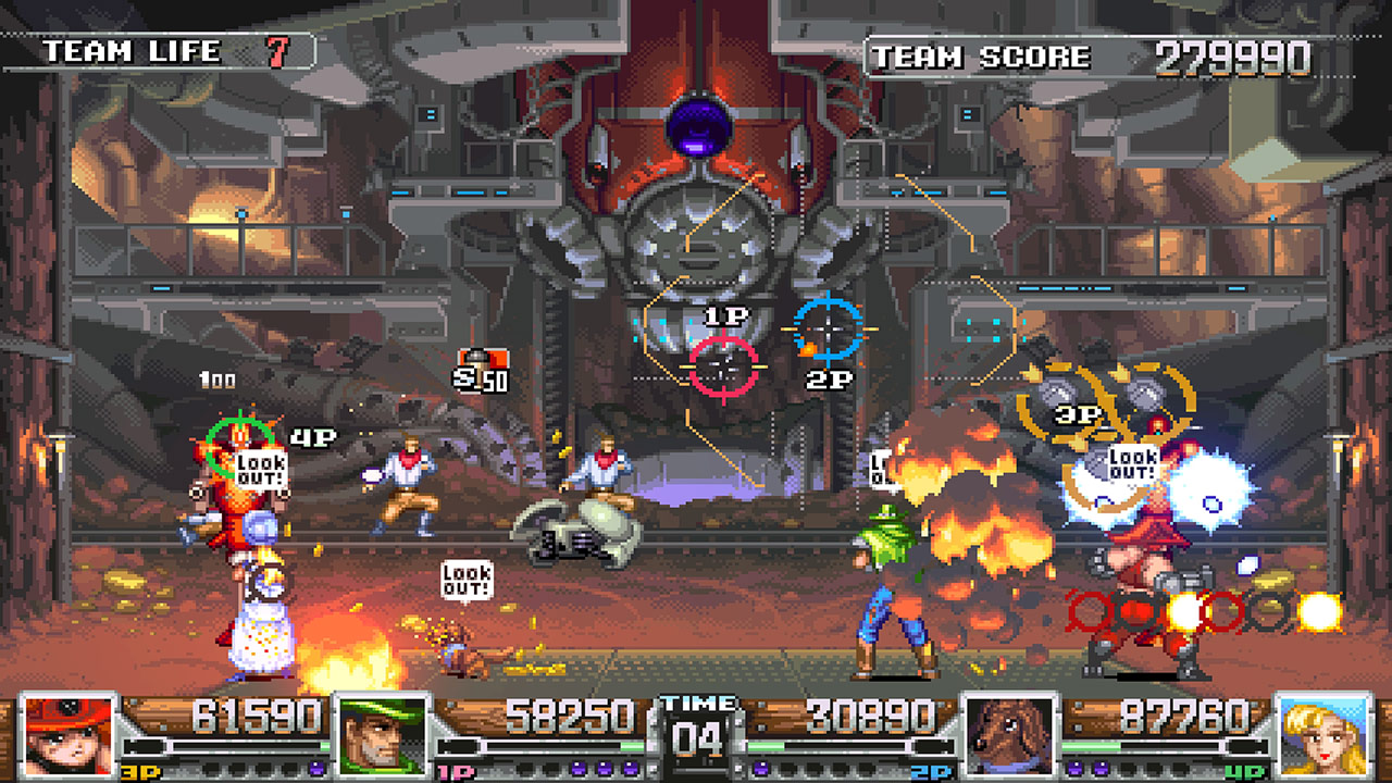 Wild Guns Reloaded On Ps4 Official Playstation Store Us