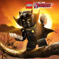 LEGO® Marvel's Avengers Classic Black Panther Pack